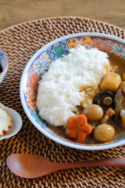 おせち料理に飽きたら・絶品お煮しめカレーがおすすめですよ。