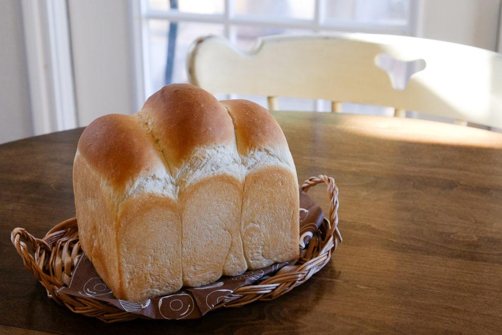 いたるんるんさんのイギリスパン