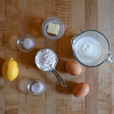 【レシピ】 ダッチベイビー(スキレットを使ってオーブンで作るパンケーキ♪)