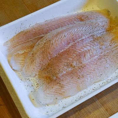 白身魚とポテトのグラタン・手順1