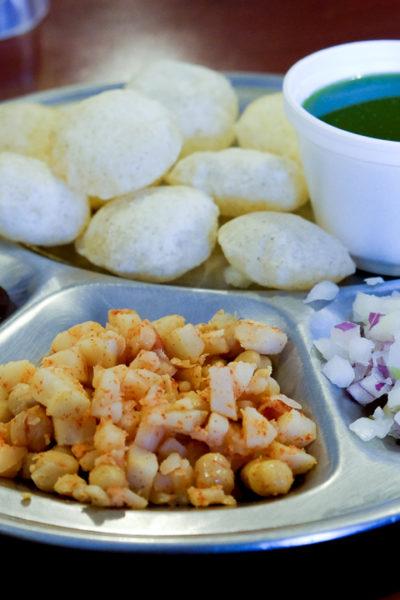 ドーサとプリが美味しい♪ベジタリアンのインド料理屋さんでランチ