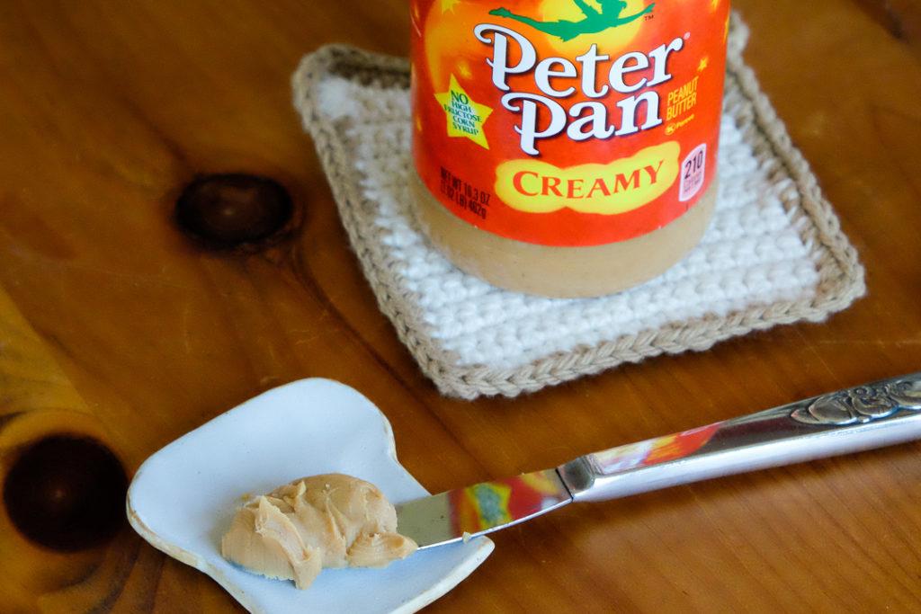 ピーターパンのピーナツバター
