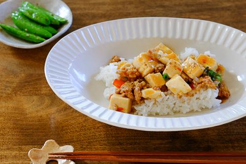 四川風ピリ辛麻婆豆腐