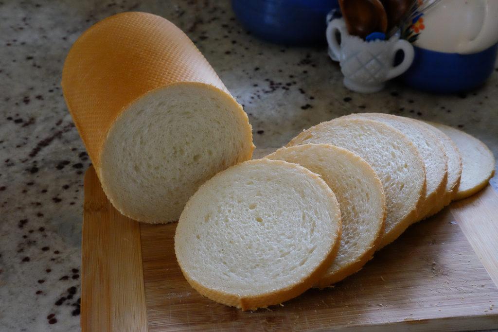 ラウンドメッシュパン