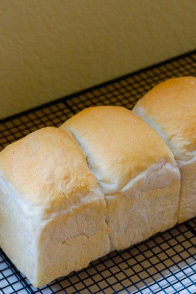 【レシピ】オールパーパスフラワー(中力粉)で作る、美味しいサンドイッチ用パン♪