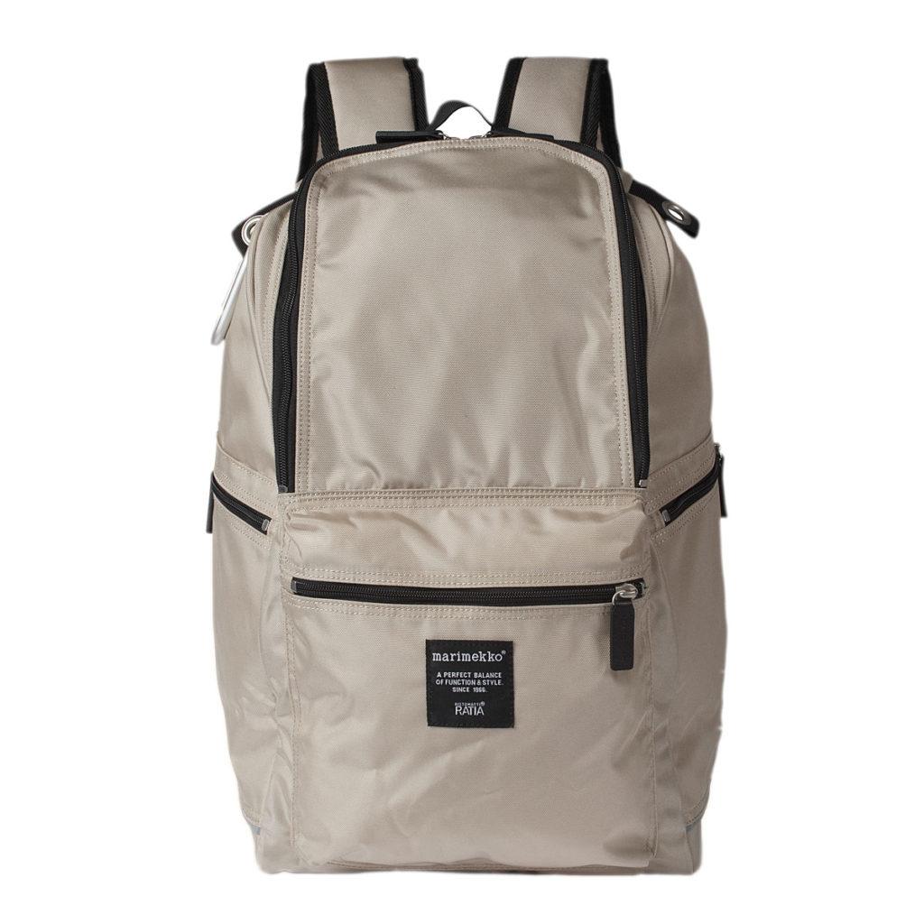 marimekko-buddy-khaki-backpack