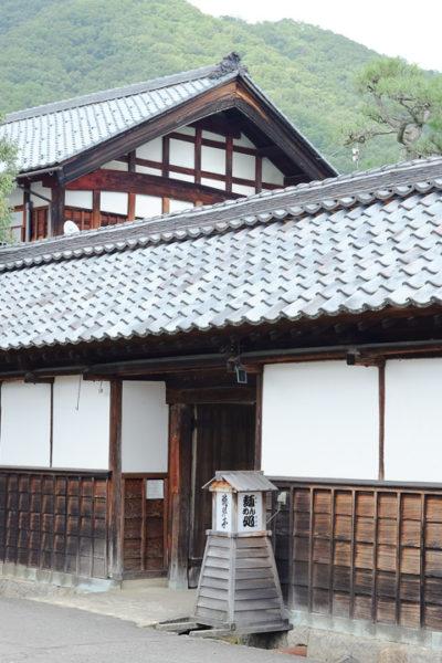 福井の蕎麦処、「聴琴亭」さん。立派なお屋敷でいただくお蕎麦は、格別でした。