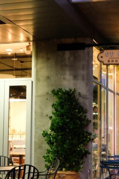 ポートランド旅行記*【Day1】 ② フレンチスタイルのカフェ、《ブーランジェリー ST HONORE》