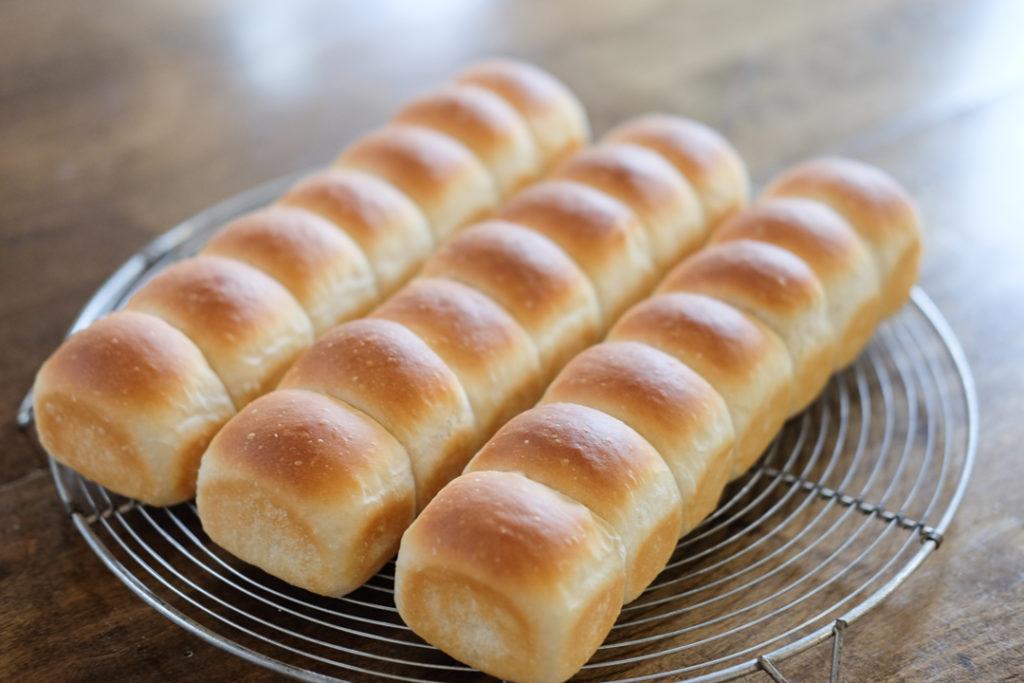 マルチスリム型で焼く食パン