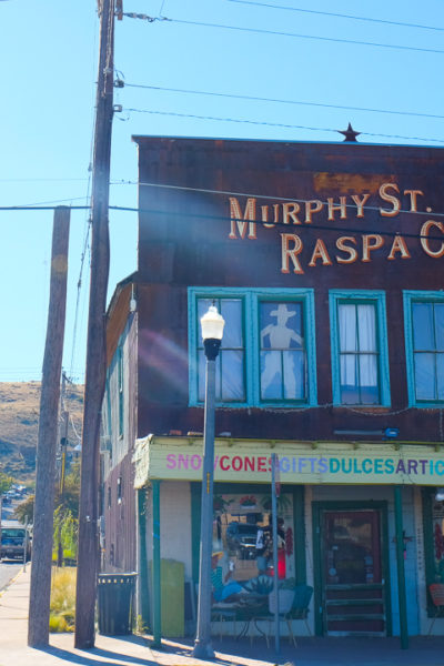 西テキサス旅行記*【Day2】① Alpineの町を観光 — 古くてかわいい景色。