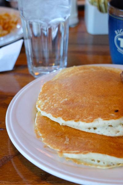 西テキサス旅行記*【Day3】① ビッグベンド国立公園内のレストランで、朝ごはん