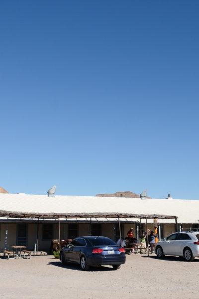 西テキサス旅行記*【Day3】③ ビッグベンド国立公園*歴史のあるCastolon ビジターセンターエリア