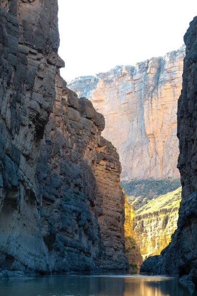 西テキサス旅行記*【Day3】④ 絶景*メキシコとの国境、サンタエレナキャニオンへ