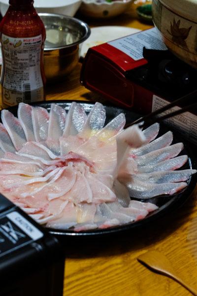 女子会★鍋パーティ(ブリしゃぶ&キムチ豆乳鍋のW鍋だよ~♪)