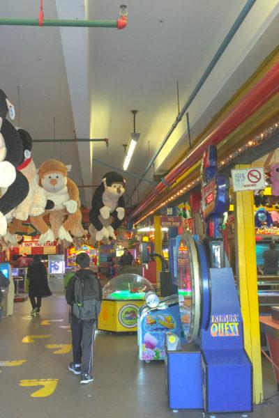 LAへの里帰り2016⑪🌴レトロで怪しくて素敵なゲームセンター、Redondo Fun Factory
