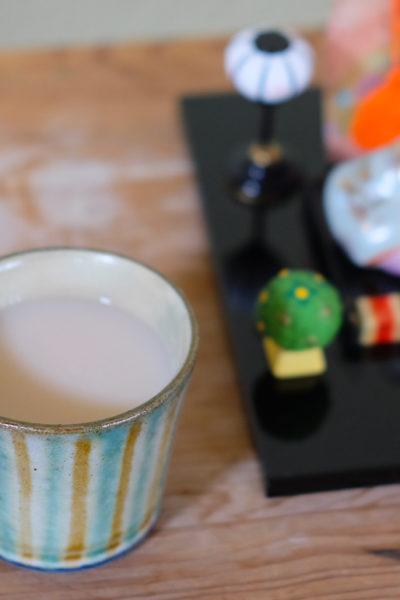 【レシピ】甘酒、ってこんなに美味しかったんだ!?