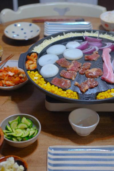 おうちで「お店みたい」な韓国焼き肉♪