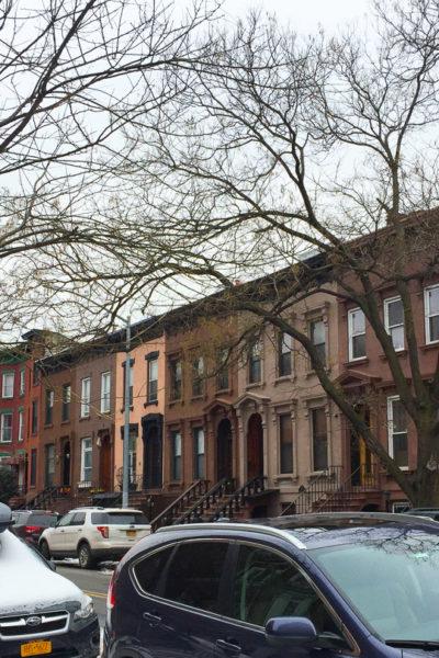 NY旅行2017①出発、ブルックリンのアパート、ハイチ風カフェ☕