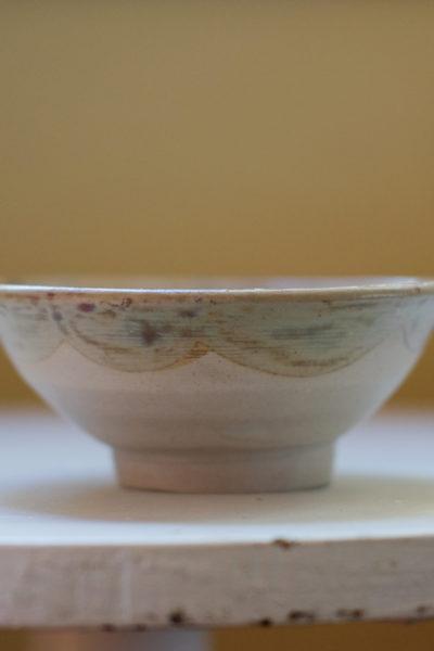 【陶芸】苦節半年!ようやく出来た、お気に入りのお茶碗。