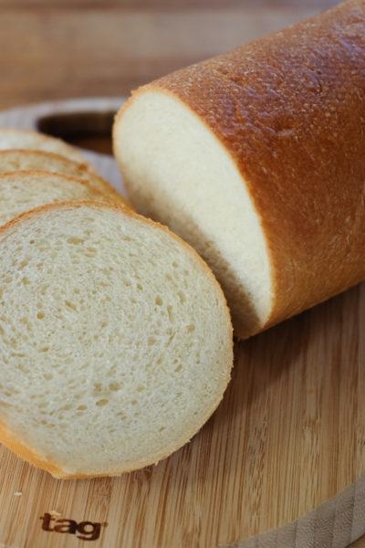 久々に焼いたラウンドパン&あんこちゃんの体型がうさぎっぽい