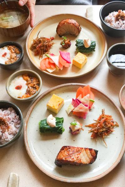 NY旅行2017⑤NYで純和風の朝食がいただけるお店「Okonomi」さん