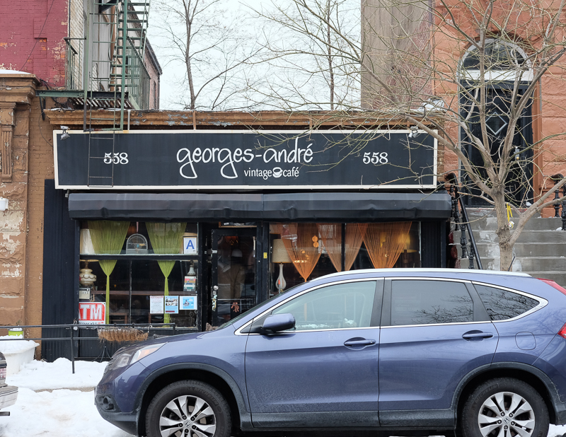 カフェ・georges-andre