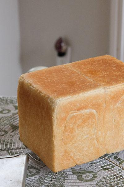 【レシピ】「うちの定番の食パン」レシピ