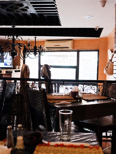 モロッコ&スペイン旅行⑥*モロッコでの最初のディナー