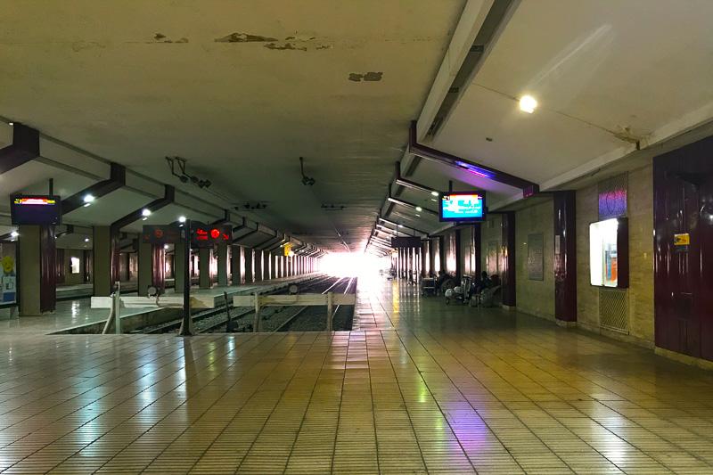 カサブランカ空港駅