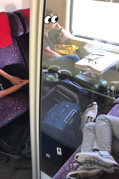 モロッコ&スペイン旅行②*「カサブランカ」から「マラケシュ」へ鉄道で移動