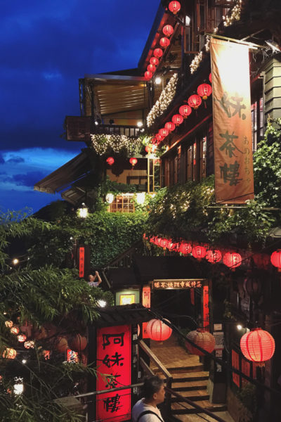 2017年夏・日本滞在③台湾への小旅行