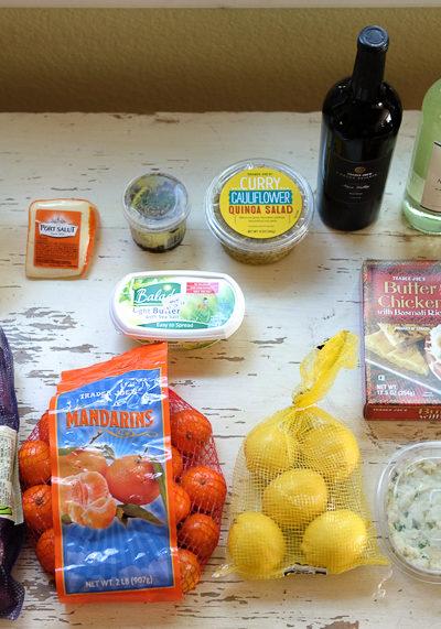 人のショッピングカートの中が気になりませんか?【トレーダージョーズ編】Part8 – バターチキンカレー、カレーキヌアサラダ、ポテトサラダ、など。