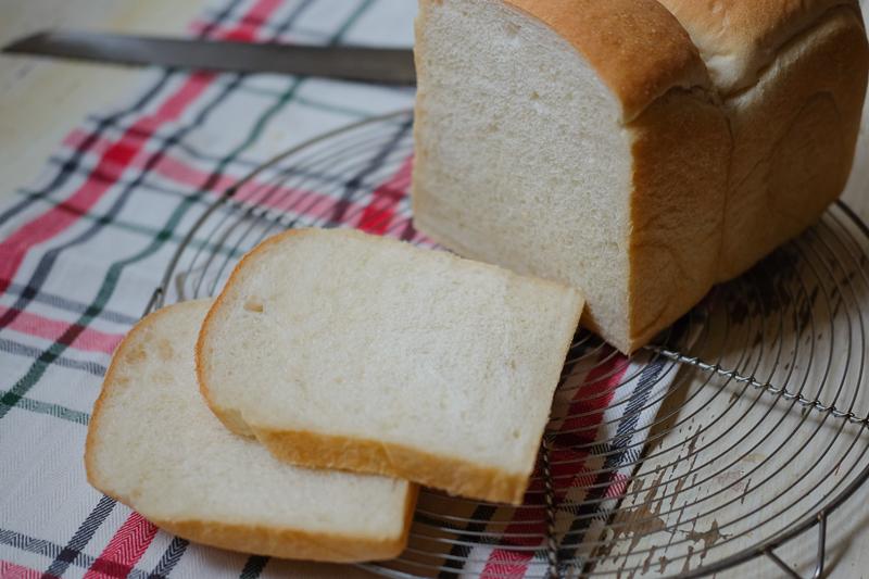 アメリカでも作りやすい食パンです