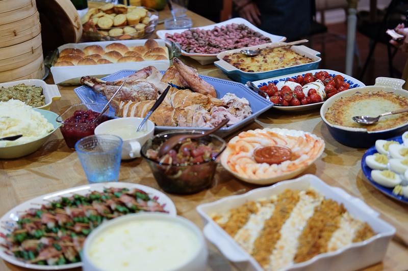 2017年・感謝祭ディナー