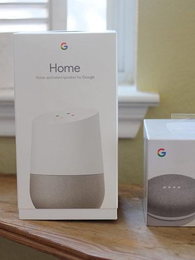 「Google Home(グーグルホーム)」がWalmartで超お得です。ミニは実質5ドル?!日本では楽天が30%ポイントバック中!