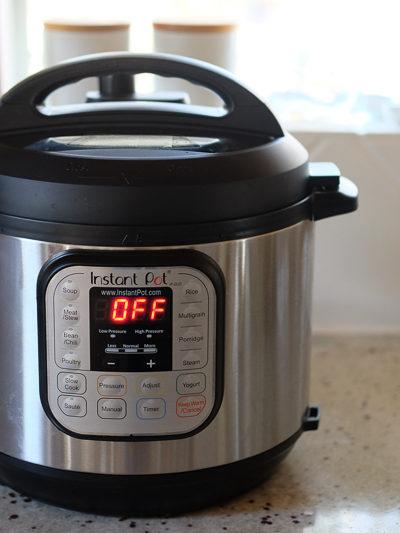 【アメリカ】大人気のマルチ調理器「インスタントポット(Instant Pot)」★使えば納得!の便利さです。