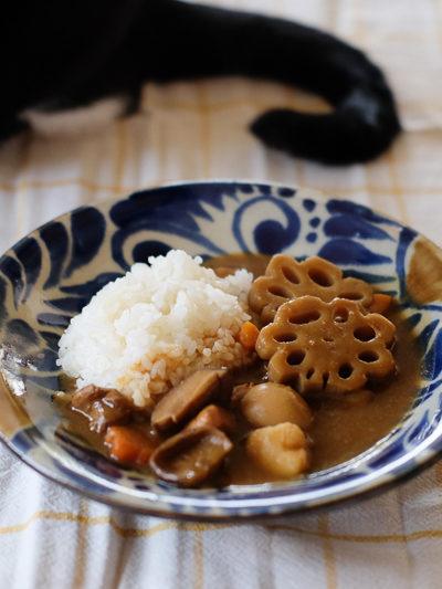 【レシピ】popo家のお正月の定番*絶品「お煮しめカレー」