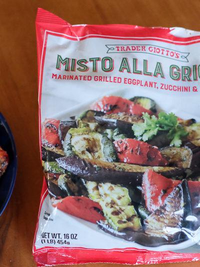 トレーダージョーズ(トレジョ)のイタリアンな「冷凍グリルベジタブル」が、レストランレベルのおいしさです♪