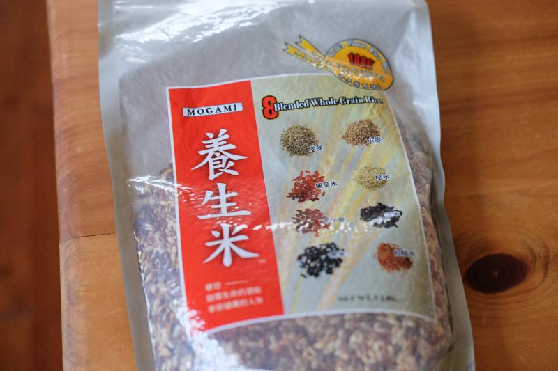 チャイニーズマーケットで見つけた雑穀ミックス