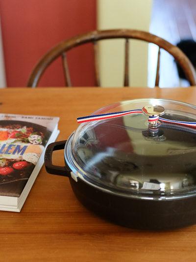 激安で買った「Staubのお鍋」が届きました♪