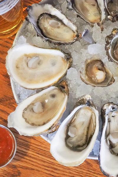 【シアトル旅行記】牡蠣専門レストラン、テイラー・シェルフィッシュ・ファーム (Taylor Shellfish Farms)