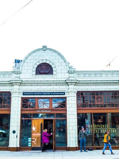 【シアトル旅行記】かっこいいだけじゃない♪ スターバックス リザーブ ロースタリー&テイスティングルーム