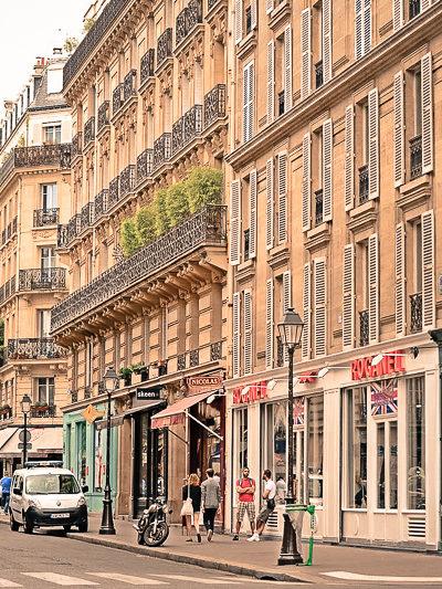 『ヨーロッパ一人旅』計画✨ パリでの宿泊先決定