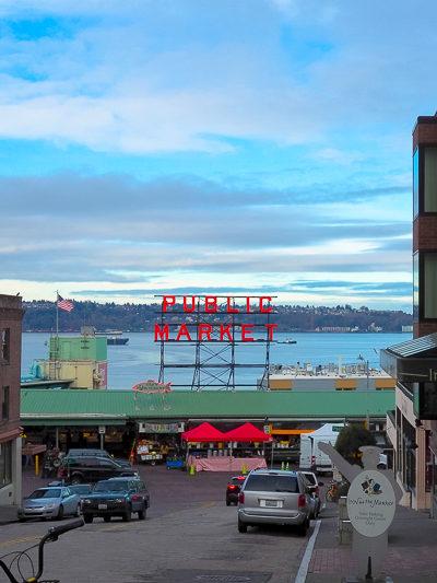 """【シアトル旅行記】パイクプレイスマーケット(Pike Place Market)で""""見るべき""""お店5選。"""
