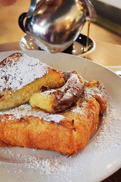 【シアトル旅行記】Fonte Café – アメリカではじめて出会った、美味しいフレンチトースト