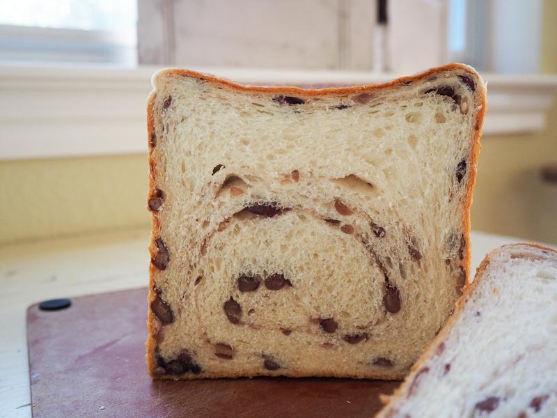 練りこみあん食パン