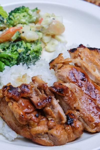 【レシピ】アメリカで大人気のシラチャソースで・ハニーシラチャチキン