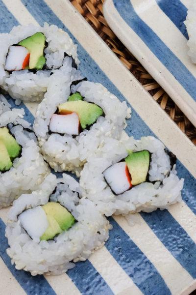 【レシピ】基本のカリフォルニアロールの作り方を丁寧に解説・裏技あり!