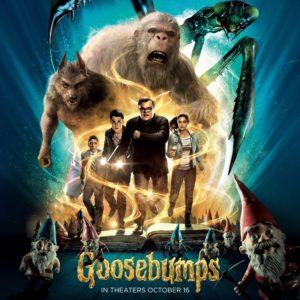 【映画】Goosebumps (邦題:グースバンプス)