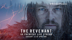 The Revenant (邦題:レヴェナント:蘇えりし者)と、日米の映画のレイティングシステム